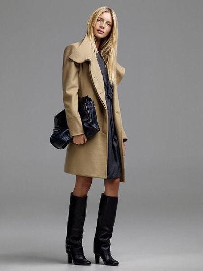 Zara store - Autumn Winter 2009-2010 collection: Three ...