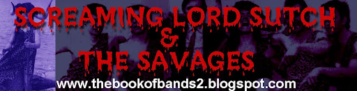 SCREAMING LORD SUTCH's SAVAGES