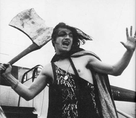 Screaming Lord Sutch S Savages