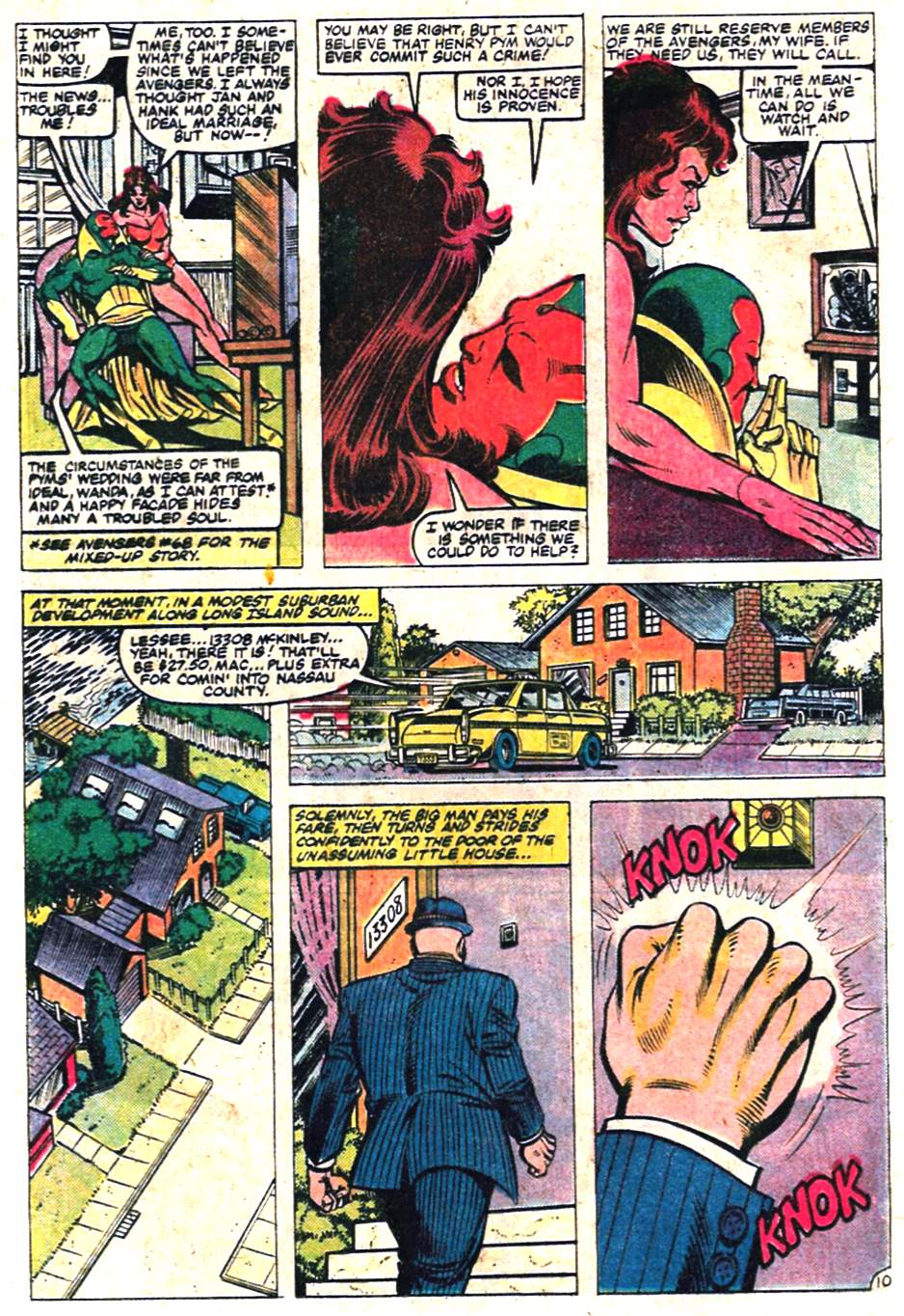 The Avengers (1963) 228 Page 10