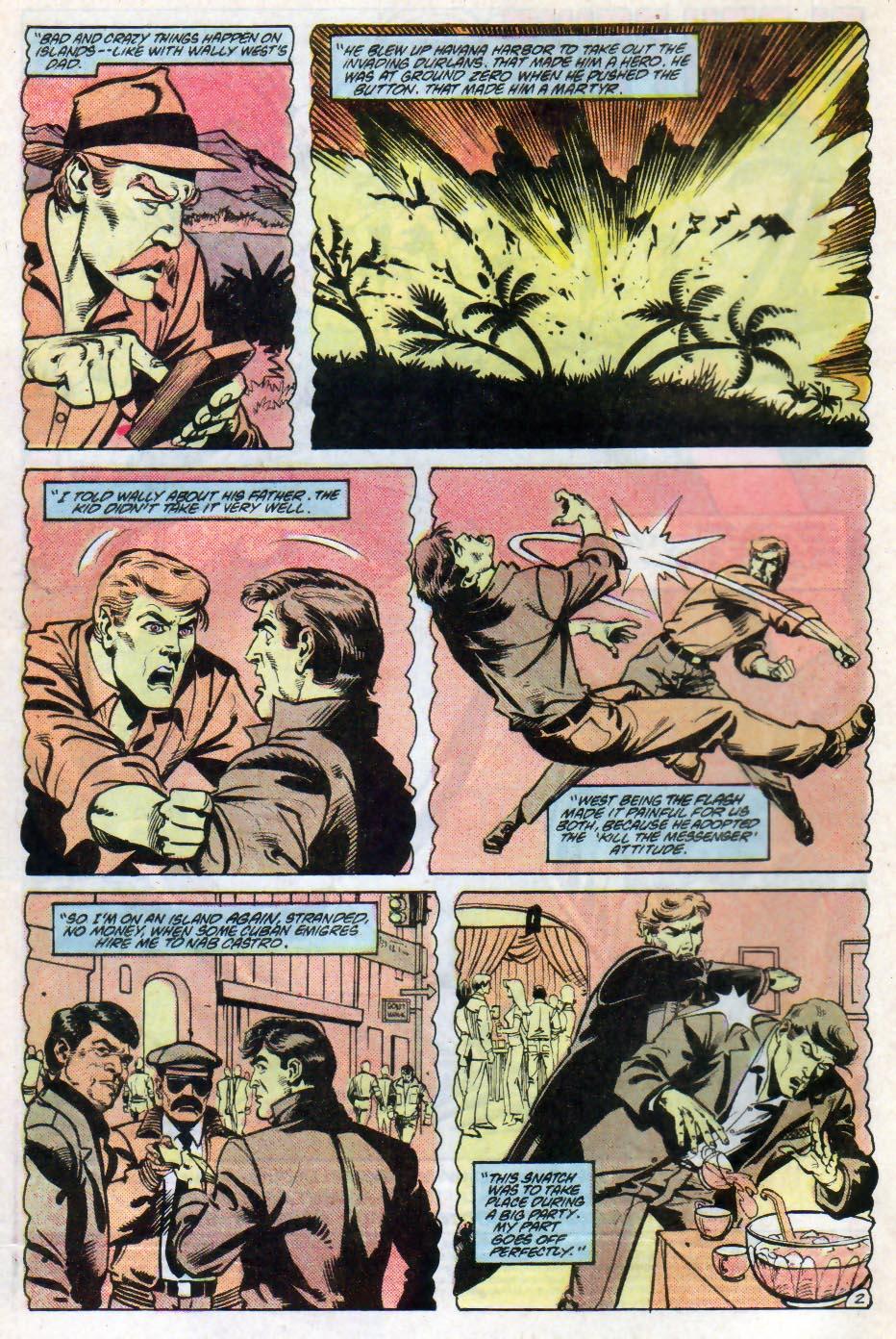 Manhunter (1988) issue 9 - Page 3