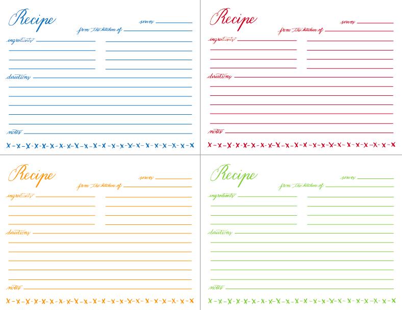 recipe book template free sample customer service resume