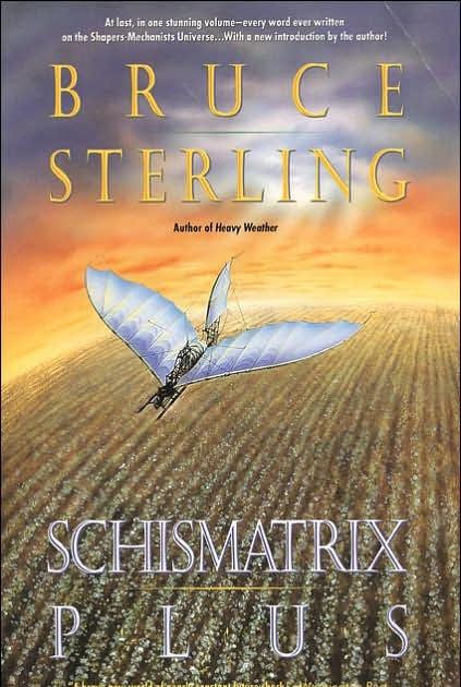 Adventures In Reading Blogger Book Club Schismatrix Plus