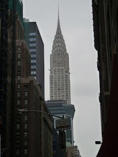 Crysler Building. Nueva York | Turistacompulsiva.com