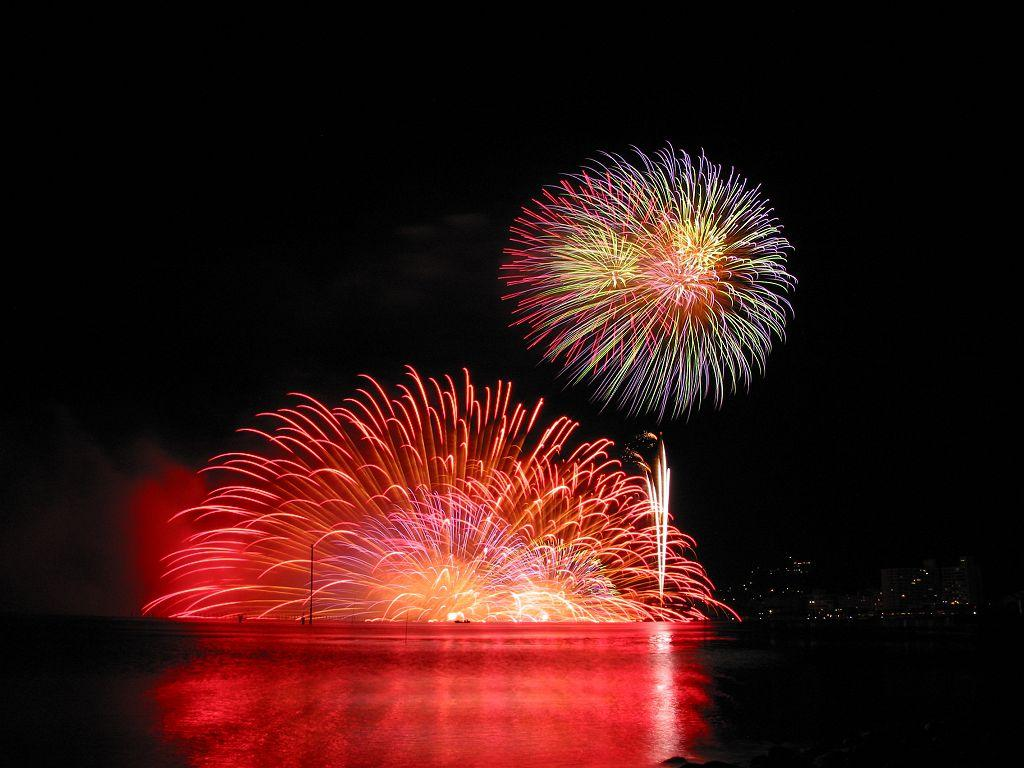 chinese fireworks wallpaper - photo #1