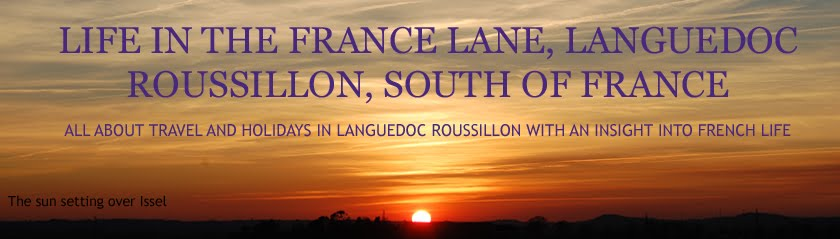 Living France in Languedoc Roussillon