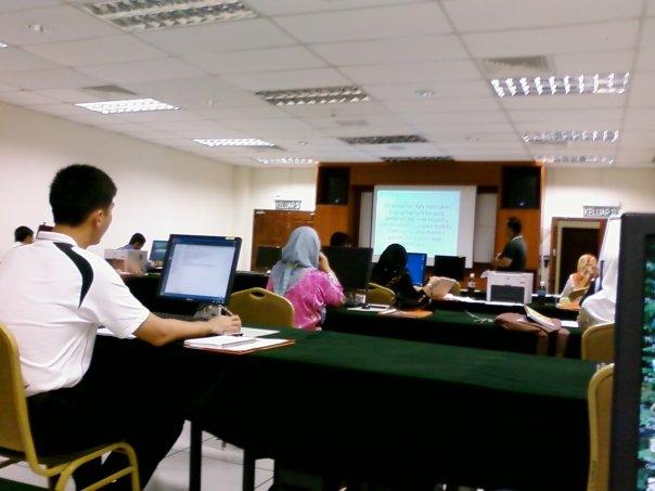kursus di IPN...