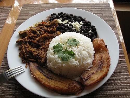 Cocina al Minuto Pabello criollo