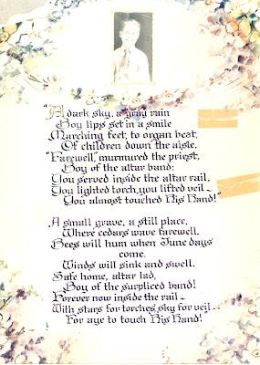 Granddad Mann: Poem Written for My Brother Joe's Funeral