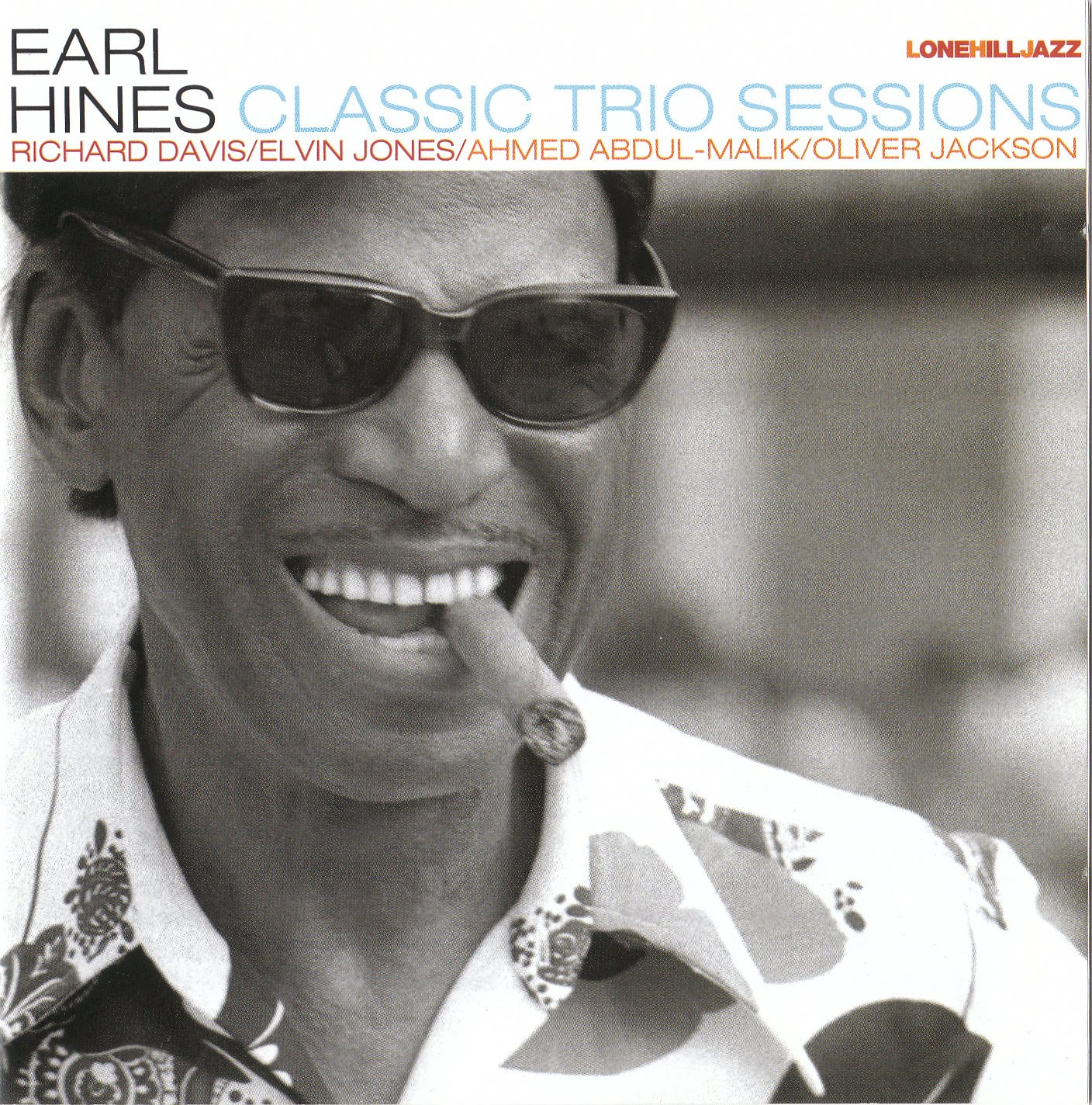 THE COVER PROJECT: June 2010 Earl Hines