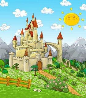 Hasil gambar untuk gambar negeri dongeng