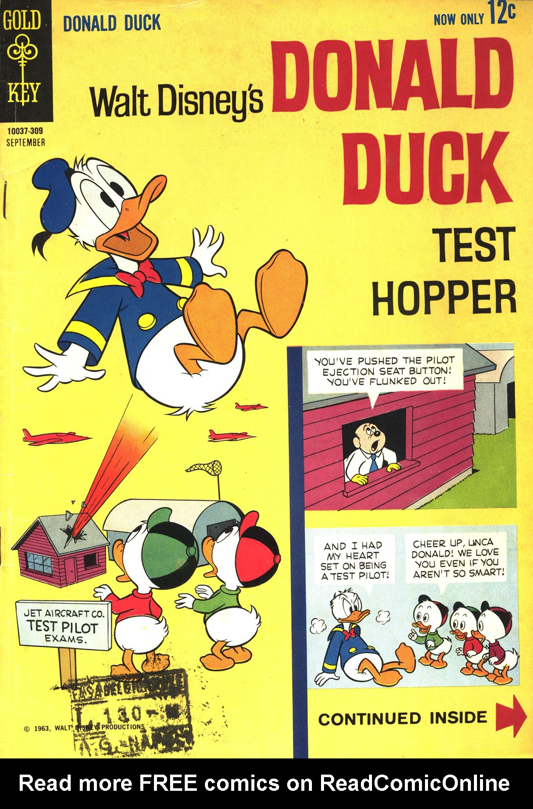 Donald Duck (1962) 90 Page 1