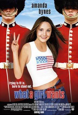 Filme Poster Tudo Que Uma Garota Quer DVDRip RMVB Dublado