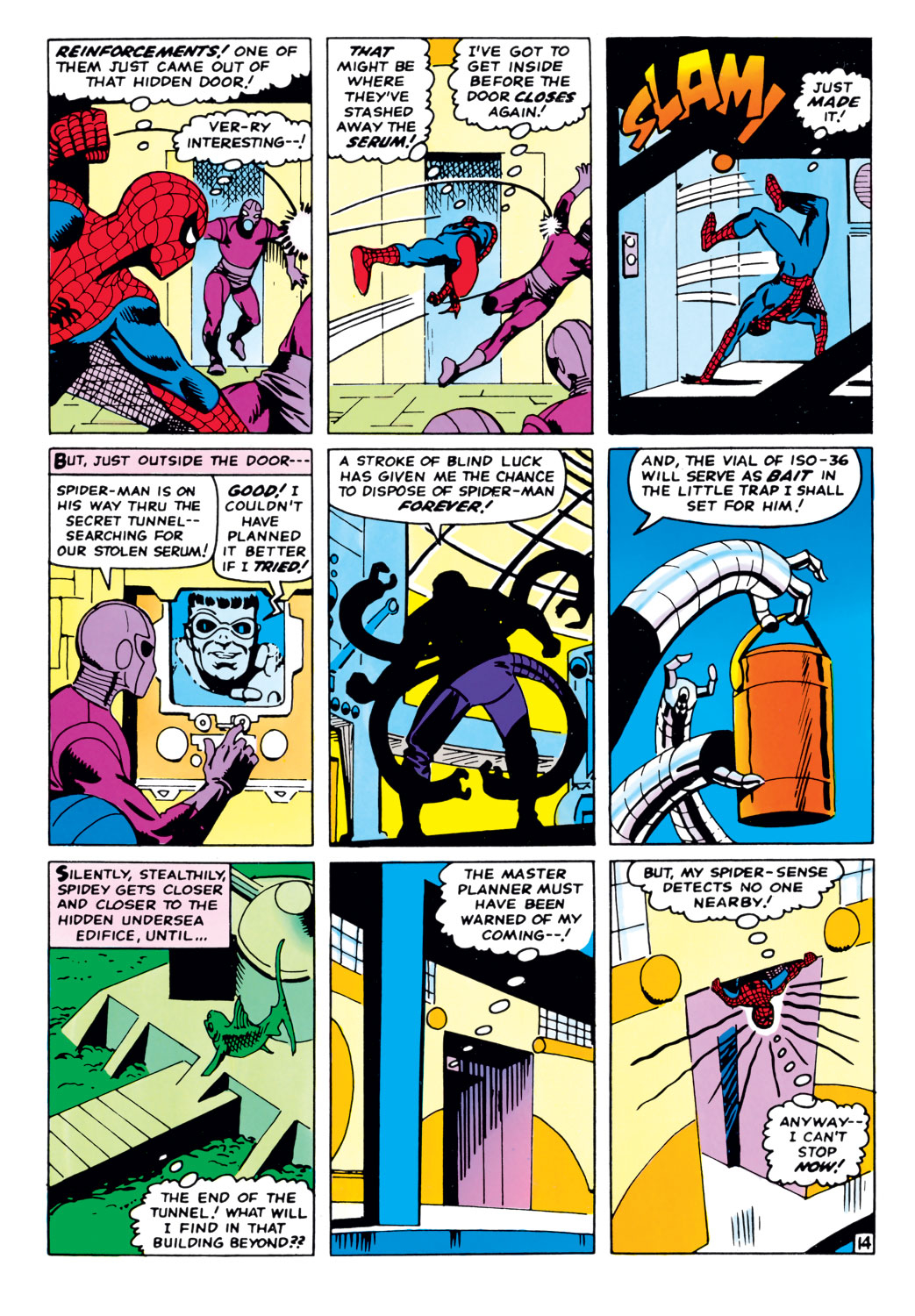 The Amazing Spider-Man (1963) 32 Page 14