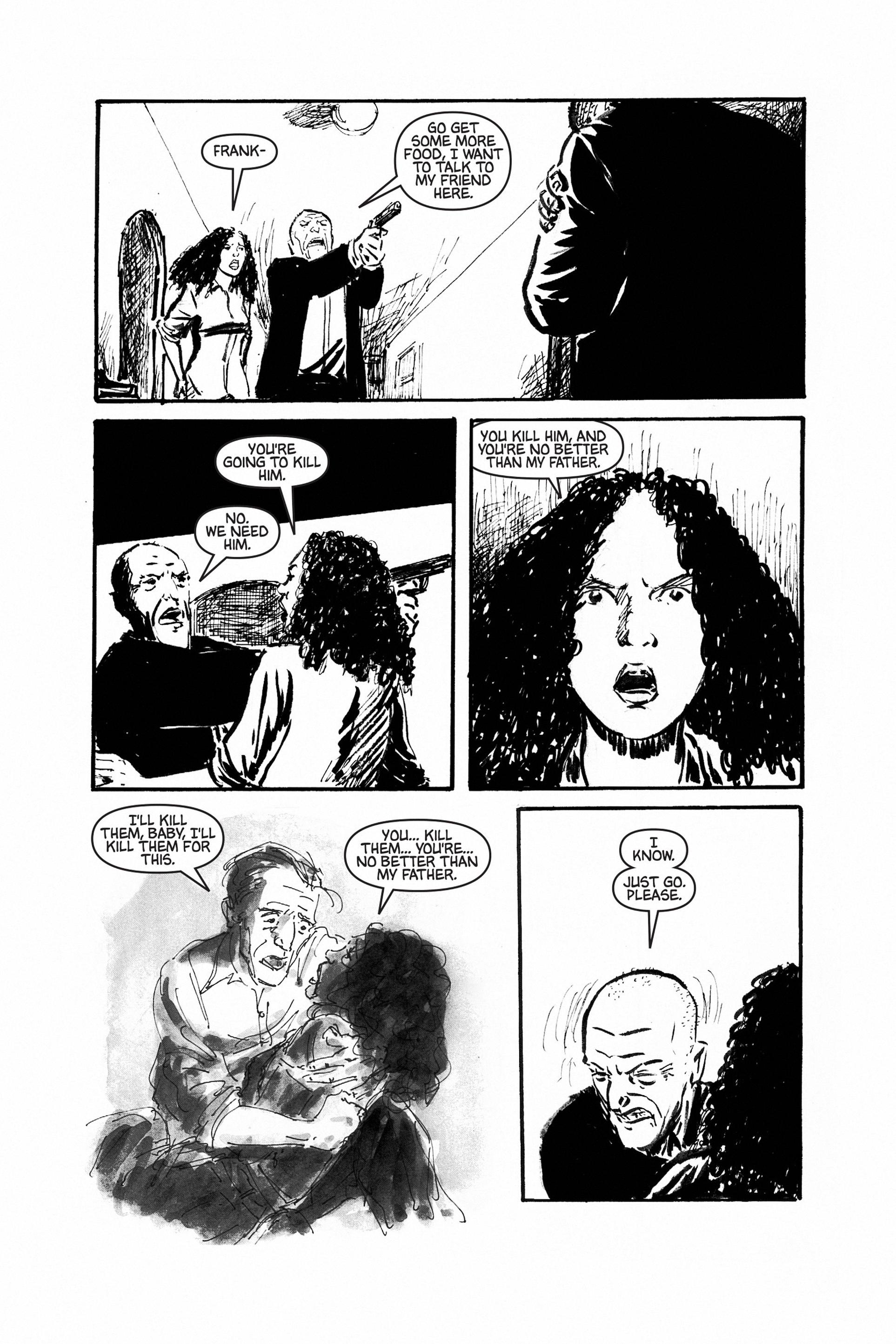 Read online Tumor comic -  Issue # TPB - 170