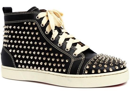 Louboutin Shoes Men Sneakers