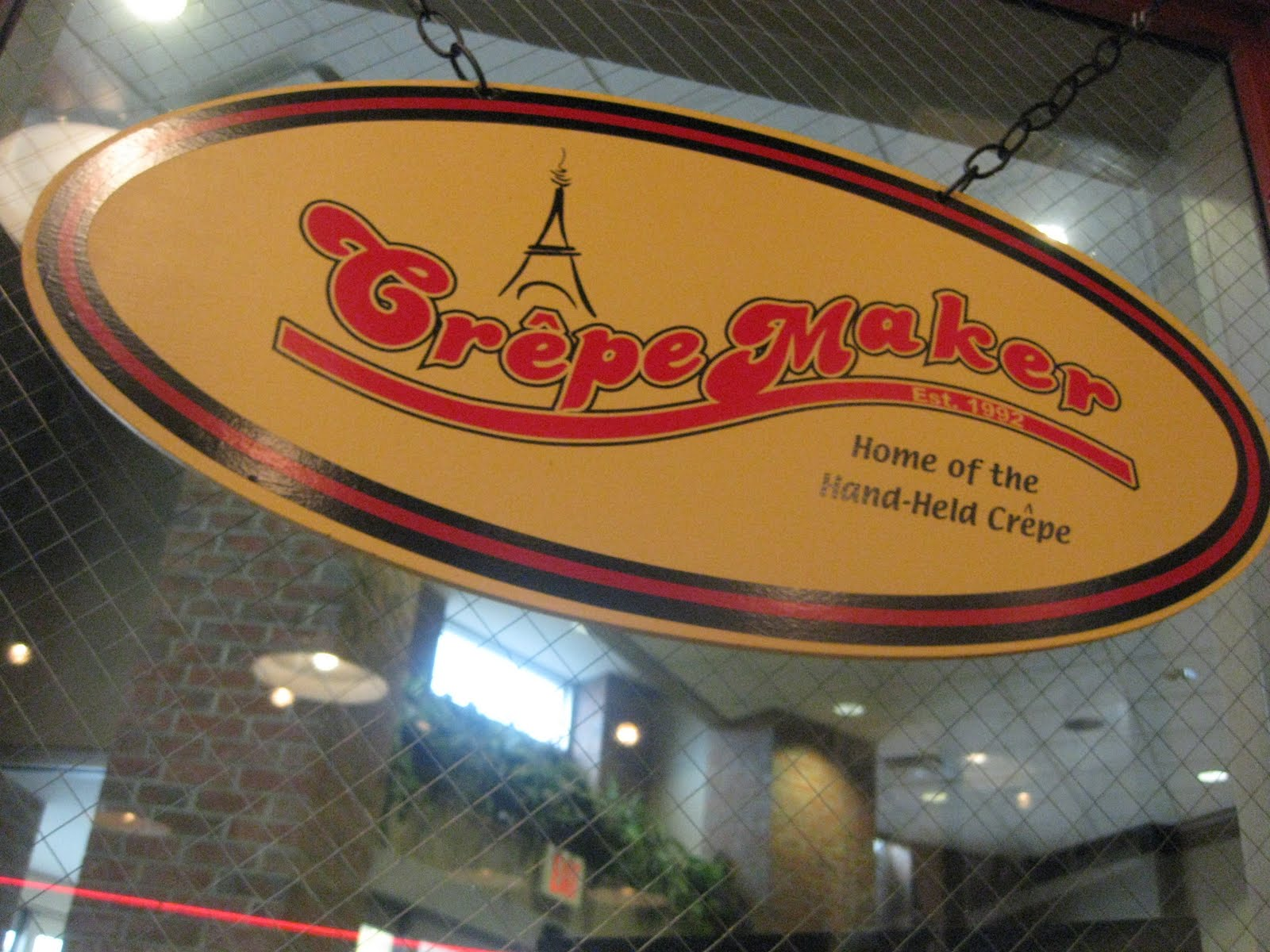 Dining With Monkeys: Crepe Maker (Closed)