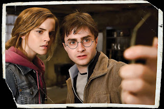 Harry and Hermione - Deathly Hallows Part 2