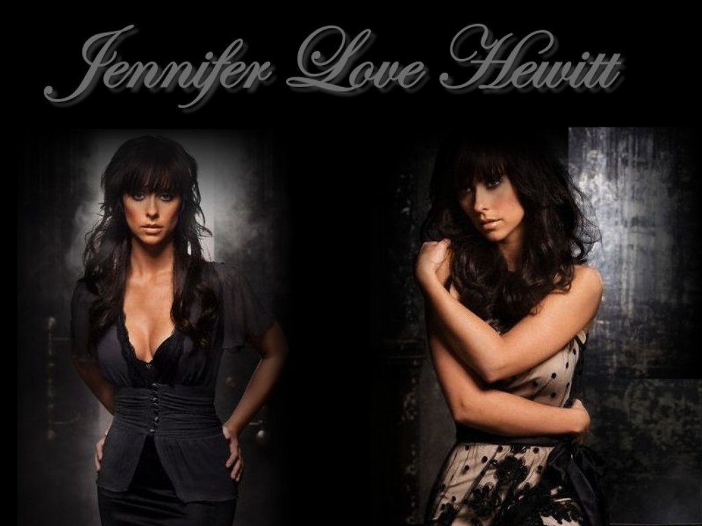 1 Hot Celebrity Jennifer Love Hewitt Wallpaper Iii-1778