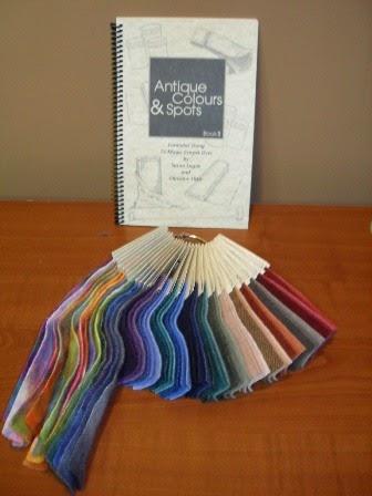 The Wool Garden Selling Blog Magic Carpet Dyes