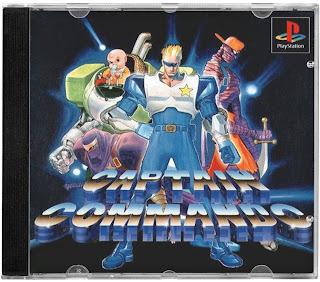 Captain Commando: PS1