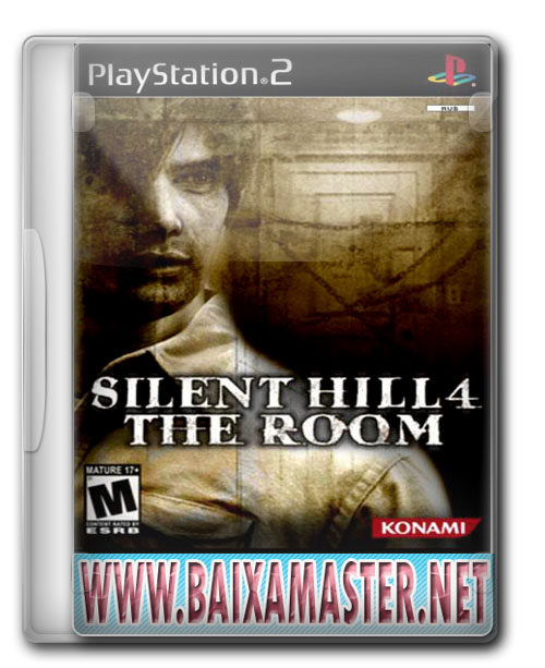 silent hill 4 the room ps2 iso