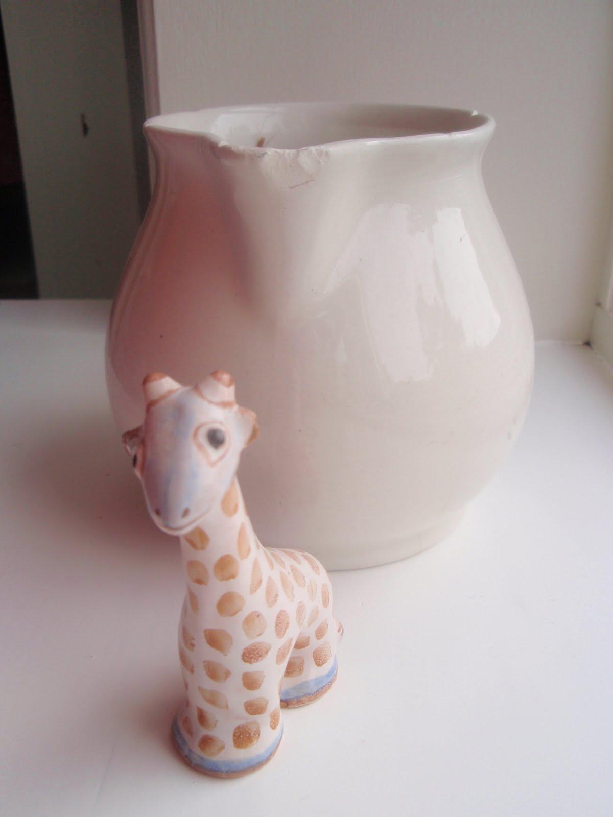 hjorth keramik figurer Loppe shoppe: L. Hjorth, Bornholm hjorth keramik figurer