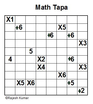 Math Tapa