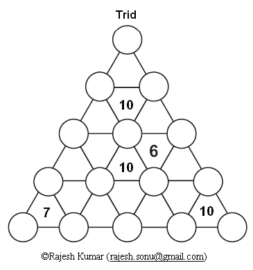 Logic Puzzles: Trid