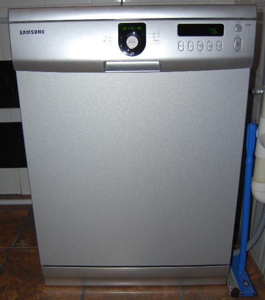 Dishwasher  Minutes Kitchen Aid