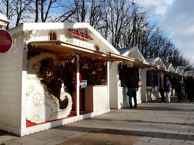 marché de Noël des Champs Élysées