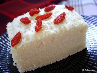 Basic Sponge Cake Recipe  Eggs