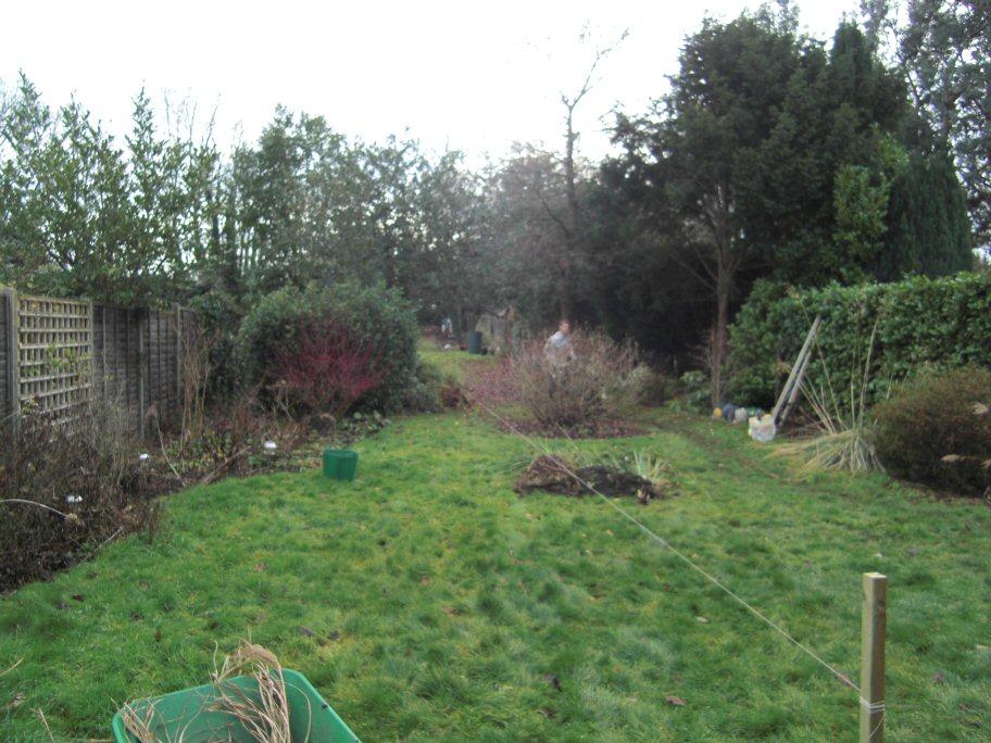 Landscape Ideas Long Gardens