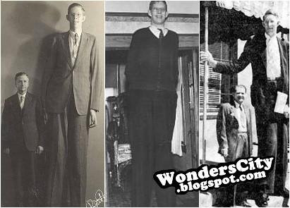 Tall Men Robert Wadlow 272 Cm Tall Men