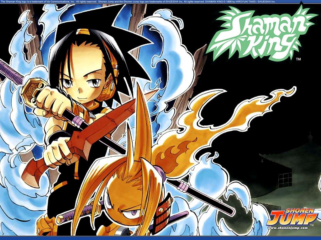 Animeindo Shaman King