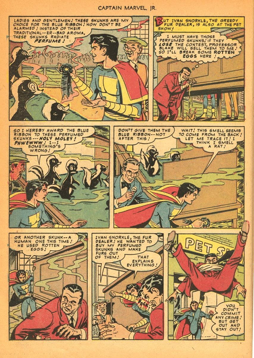 Captain Marvel, Jr. issue 84 - Page 23
