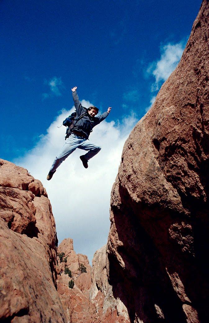 Falkenblog: Why Take Risk?