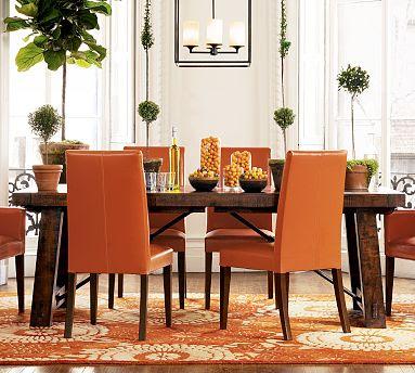رووووووووووووعة Orange+Dining+Set+fr