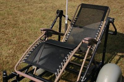 Uncommon Needs Diy Beach Wheelchair
