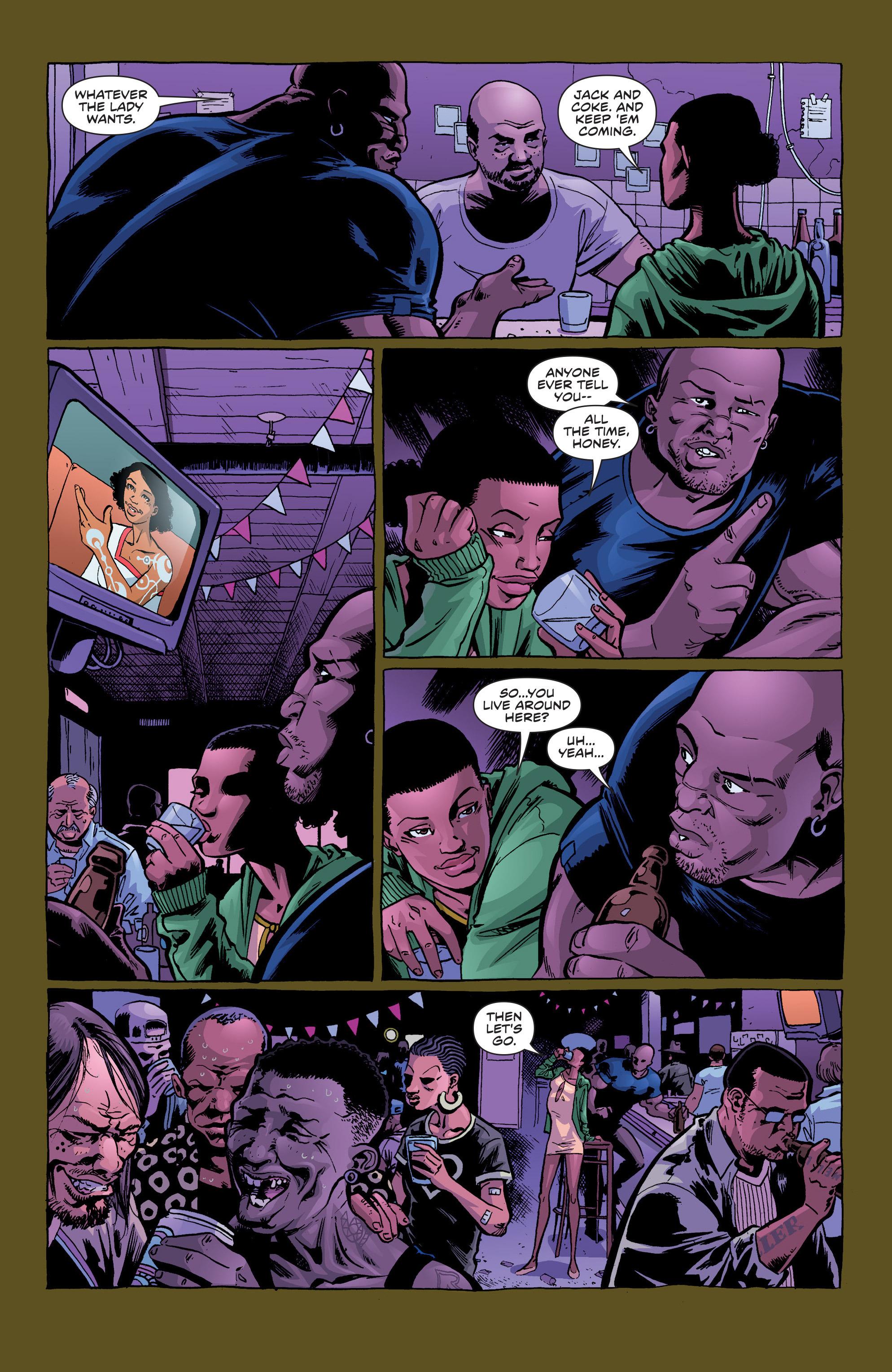 Read online Secret Identities comic -  Issue #5 - 18