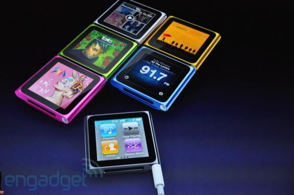 Apple ipod touch mini - Kit manos libres parrot mki9100