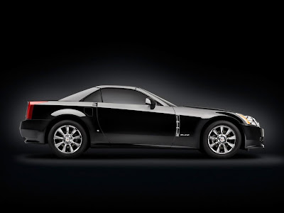Car Wale Wallpapers 2009 Cadillac Xlr V Roadster Pictures And Specs