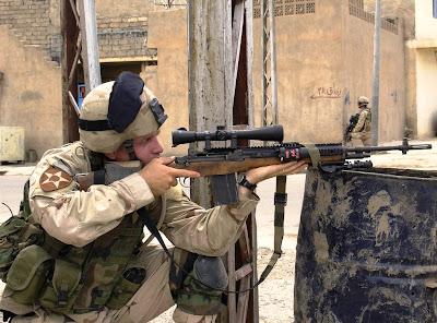 Obaid Top Guns M14 Dmr Rifle