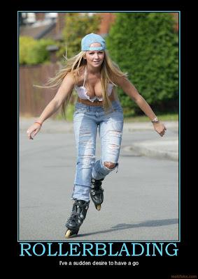 Rollerblading Gay 99