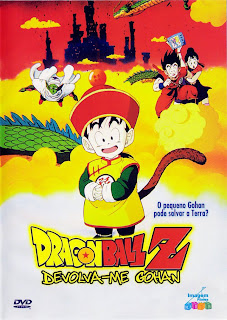 Baixar Torrent Dragon Ball Z Filme 1: Devolva-me Gohan Download Grátis
