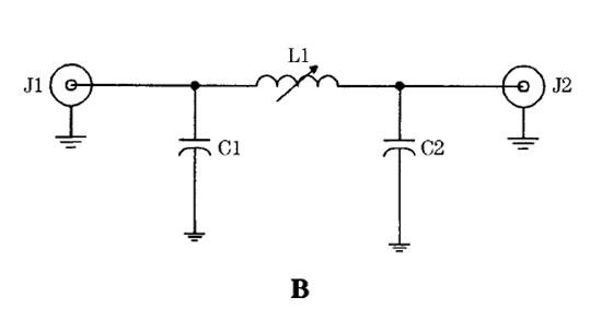 lc rf filter circuits