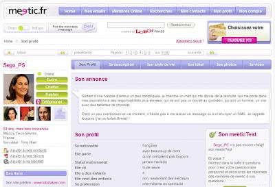 Rencontre Yahoo Meetic