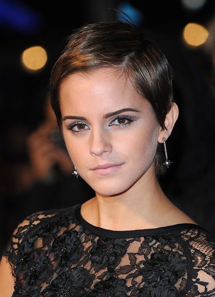Amazing Emma Watson Short Hairstyles Hairstyles And Haircuts Short Hairstyles For Black Women Fulllsitofus