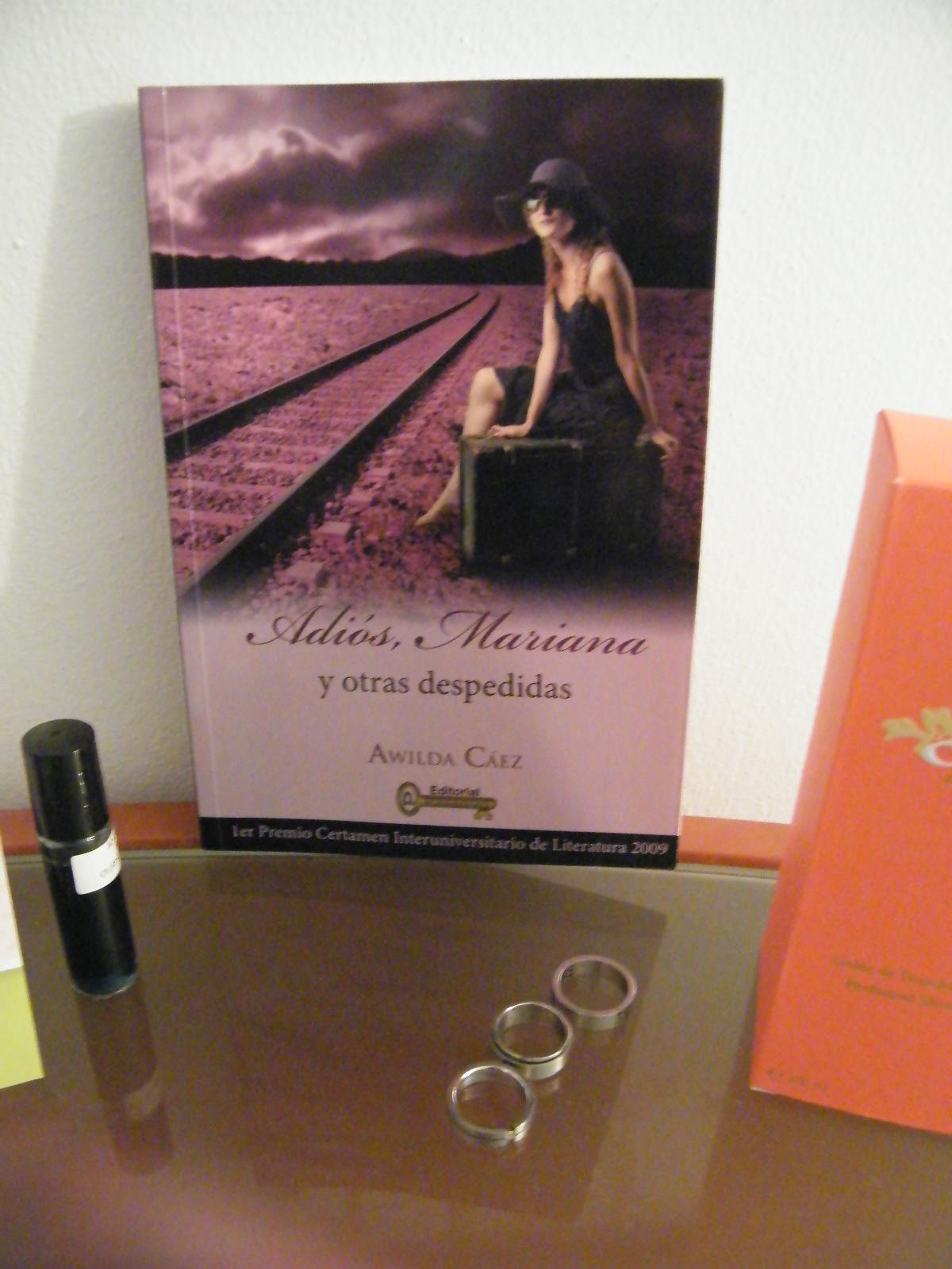 Madame Escenas y su 'Adiós Mariana y otras despedidas' (5 de 20)