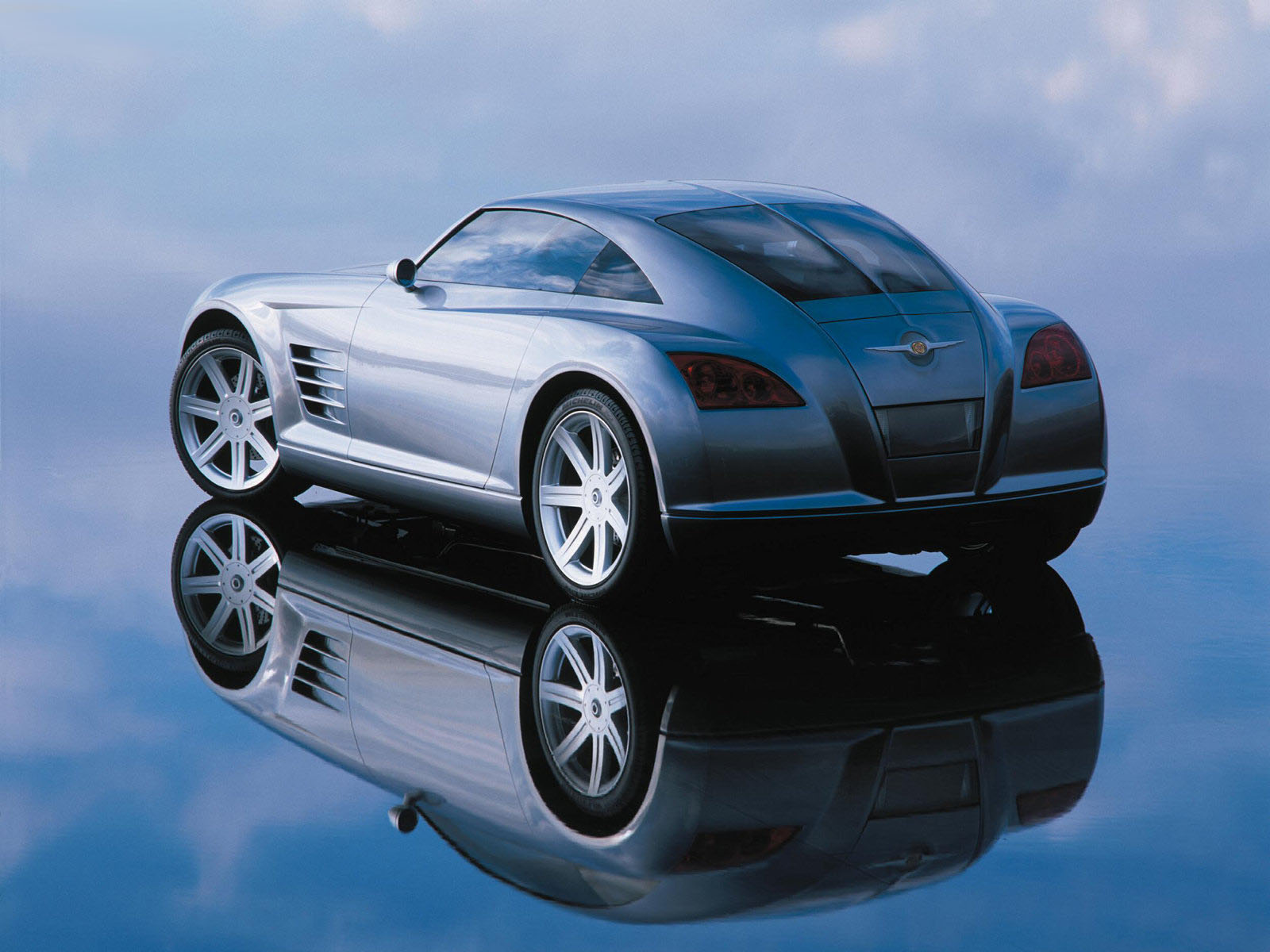 Cool Chrysler Crossfire Hot Desktop